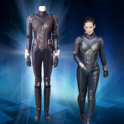 Women Ant-Man And The Wasp Cosplay Costume Carnival Wasp Jumpsuit
