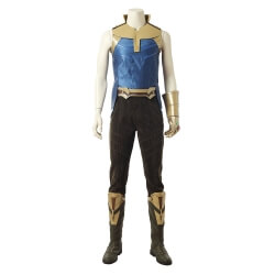 Villain Thanos Cosplay Costume Avengers Infinity War Cosplay
