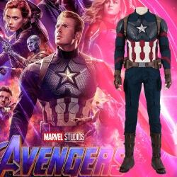 Avengers 4 Endgame Costume Captain America Steven Roger