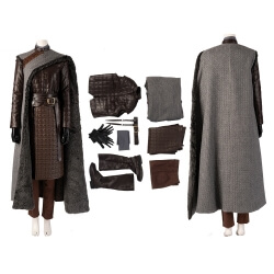Game of Thrones Costume Melisandre Arya Stark Costume Cosplay