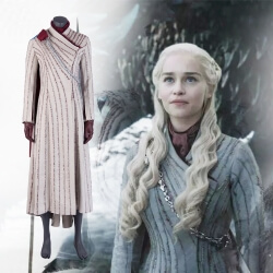 Dragon Mothers Khaleesi Cosplay Costume Daenerys Targaryen Dress