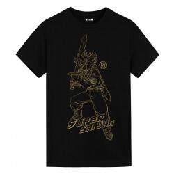 Bronzing Trunks T-Shirt Dragon Ball Anime Shirts Cheap