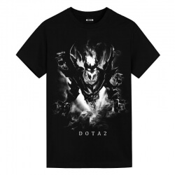Dark Shadow Fiend Tee Shirt DOTA 2 Heroes