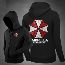 <p>Resident Evil Coat Cool Hooded Coat</p>