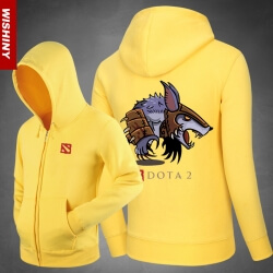 <p>Defense of the Ancients DOTA 2 Hooded Jacket Ursa Hoodie</p>