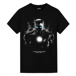 Dark Iron Man Shirt Marvel Character T Shirts