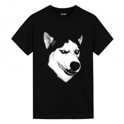 Cute Dog Husky Tshirts