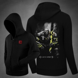 <p>Earth Spirit Tops Game DOTA 2 Hero Hoodie</p>