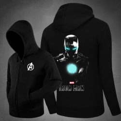 <p>Movie Iron Man Hooded Jacket XXXL Hoodie</p>