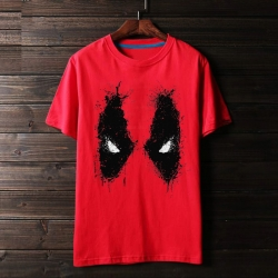 <p>Superhero Deadpool Tees Quality T-Shirt</p>