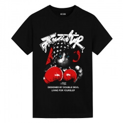 Cat Boxing Kitten Tees