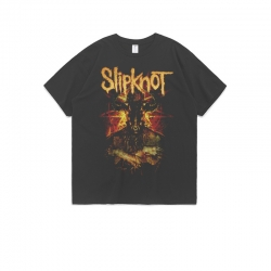 <p>Slipknot Tee Rock and Roll Cotton T-Shirts</p>