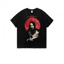 <p>Rock Marilyn Manson Tees Quality T-Shirt</p>