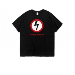 <p>Marilyn Manson Tees Rock and Roll Quality T-Shirts</p>