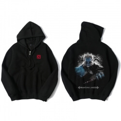 <p>DOTA 2 Hoodie Blizzard Phantom Lancer Hooded Jacket</p>