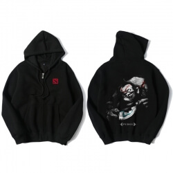 <p>Blizzard Defense of the Ancients DOTA 2 Coat Pudge Hoodies</p>