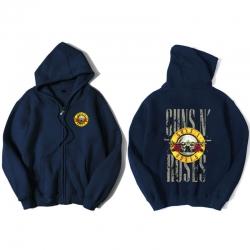 <p>Guns N&#039; Roses Hoodie Rock Cool Tops</p>