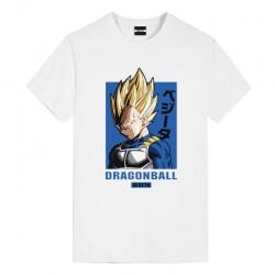 Dragon Ball Vegeta Shirt Anime Girl White Shirt