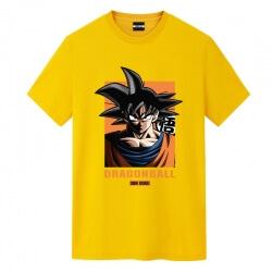 Dbz Super Goku T-Shirts Anime Vintage Shirts