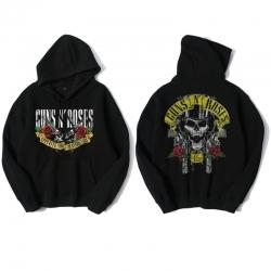 <p>Personalised Jacket Rock N Roll Guns and Roses Hoodie</p>