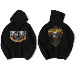 <p>Rock and Roll Guns N&#039; Roses Hoodie Quality Hooded Jacket</p>