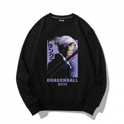 Dragon Ball Trunks Sweatshirt Coat