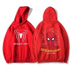 <p>Spiderman Coat Marvel Cool Hooded Coat</p>