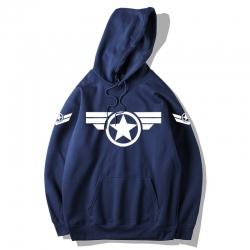<p>The Avengers Captain America Hoodie Quality Sweatshirt</p>