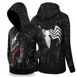 <p>Superhero Venom Hoodie XXXL Hooded Jacket</p>