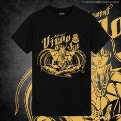 Saint Seiya Brozing Shaka T-Shirts Cool Anime T Shirts