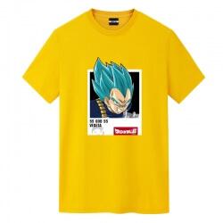 Dragon Ball Vegeta Tshirts Anime Girl Shirt