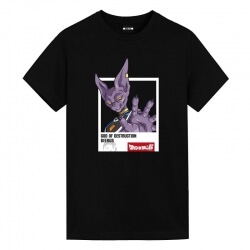 Dragon Ball Beerus Tees Anime Tee Shirts