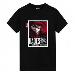 Andromeda Shun T-Shirt Saint Seiya Anime Oversized Shirt