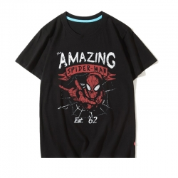 <p>Spiderman Tees Marvel Superhero Cool T-Shirts</p>