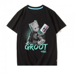 <p>Guardians of the Galaxy Tee Cotton T-Shirts</p>