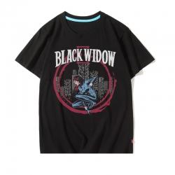 <p>Black Widow Tees The Avengers Cool T-Shirts</p>