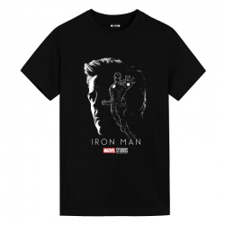 Superhero Iron Man Tee Shirt Marvel Birthday Shirt
