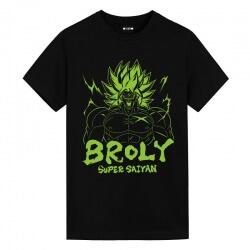 Dragon Ball Broly Tshirts Japanese Anime Shirts