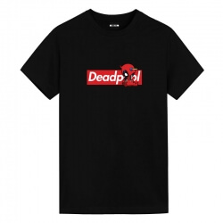Deadpool T-Shirts Cute Boys Marvel T Shirt