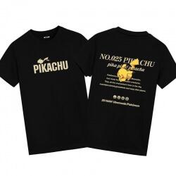 Pokemon Pikachu T-Shirts Anime Graphic T Shirts
