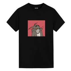 Tom and Jerry Tshirt Anime Graphic Tees
