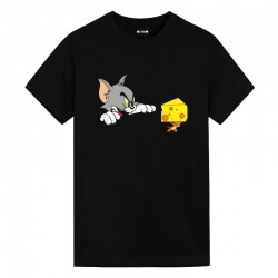 Tom and Jerry Shirt Hot Topic Anime Shirts