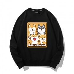 Cute Dog Doge Hoodie Tops