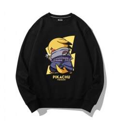 Pokemon Uchiha Sasuke Pikachu Hoodies