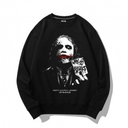 Cool Batman Joker Black Hoodie