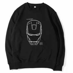 <p>Iron Man Sweater The Avengers Cotton Sweatshirts</p>