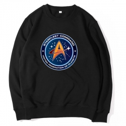 <p>XXL Tops Movie Star Trek Sweatshirts</p>