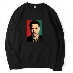 <p>Iron Man Sweatshirts Quality Jacket</p>