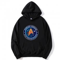 <p>Star Trek Hoodies Movie Black Coat</p>