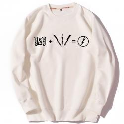 <p>The Flash Sweatshirt The Big Bang Theory Cool Sweater</p>